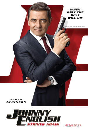 Johnny English 3 image