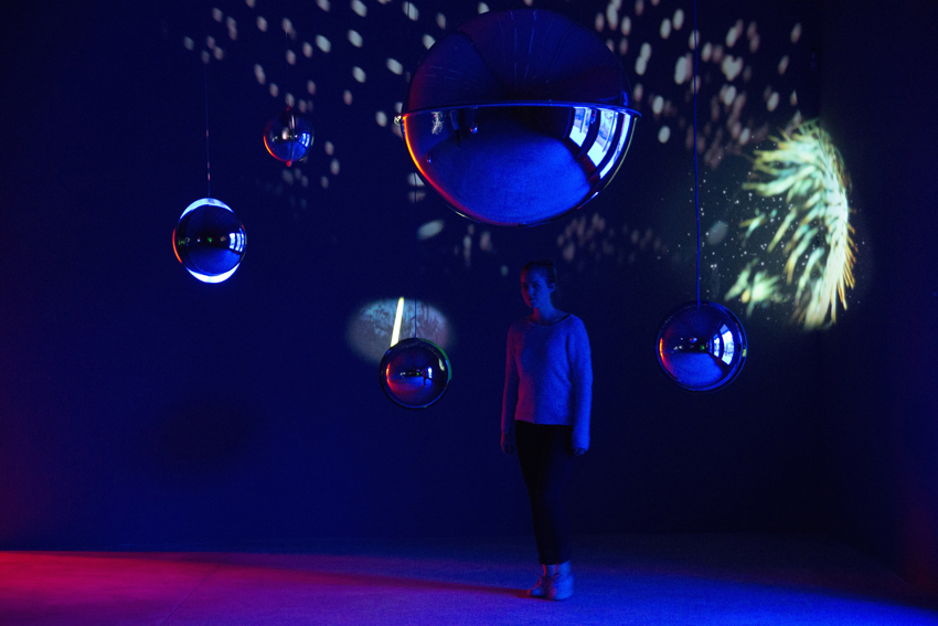 Installation view 7 for Pipilotti Rist: Stay Stamina Stay