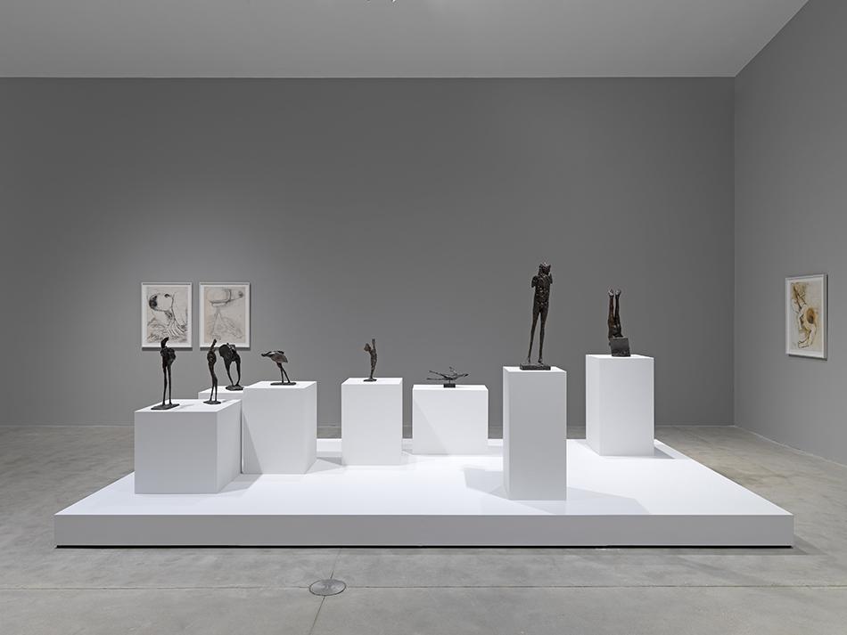 Installation view 3 for Elisabeth Frink: Transformation