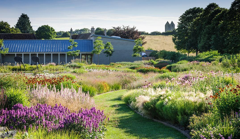 Piet oudolf garden garden inspiration for Piet oudolf pflanzplan