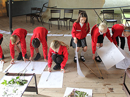 The Big Draw: Schools Event