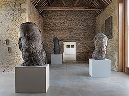 Curatorial Tour of 'Josephsohn / Märkli. A Conjunction'