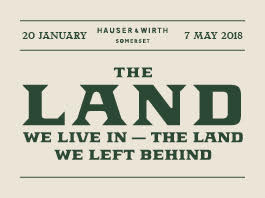 Private view: 'The Land We Live In – The Land We Left Behind'