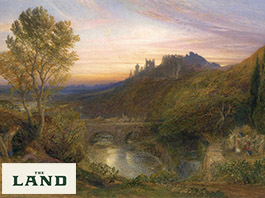 Thrifty Thursdays: William Vaughan on Samuel Palmer