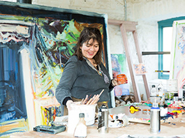 Open Studio and Talk: Catherine Goodman