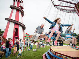 Summer Party - Run Away with the Circus!